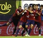 Osasuna, a por la victoria ante el Almería