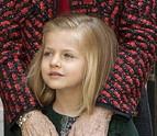 La infanta Leonor cumple ocho años