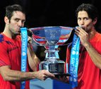 David Marrero y Fernando  Verdasco, 'maestros' del dobles