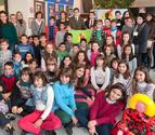 Educación acoge obras de alumnos del colegio Santa Ana