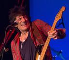 Ronnie Wood, de los Rolling Stones, comparte que ha sido operado de cáncer de pulmón