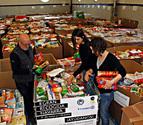 El Banco de Alimentos necesita 800 voluntarios para 'La Gran Recogida'