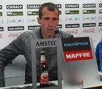 Patxi Puñal podrá jugar el domingo ante el Málaga en la Copa del Rey