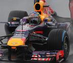 Vettel firma la 'pole' en Brasil, seguido de Rosberg y Alonso