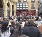 El Orfeón Pamplonés y La Pamplonesa, este sábado en la Plaza del Castillo