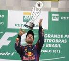 El piloto alemán Sebastian Vettel y Red Bull prolongaron su dictadura