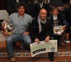Gotzon Aznar gana el VIII premio fotográfico Lecea