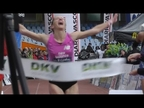 La navarra Estela Navascués, campeona de España de maratón