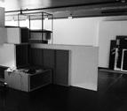 Balda inaugura una instalación efímera para el Museo Oteiza