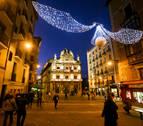 El Plan de Comercio Seguro en Pamplona esta Navidad termina con nueve detenidos