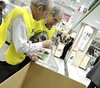 El Banco de Alimentos recibió 378.000 kilos en 'La Gran Recogida'