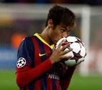 El Barça paga a Hacienda 13,5 millones por el fichaje de Neymar