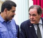 Oliver Stone viaja hasta Venezuela para reunirse con Maduro