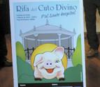 La Orden del Cuto Divino presenta su cartel para la rifa de febrero