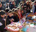 La Compañía de María de Tudela recauda fondos para tres causas solidarias