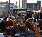 Feria y procesión para la Monlora de Sartaguda
