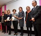 Laura Sandúa y Mª Puy Maestu, Empresaria y Directiva Navarra