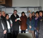 El ayuntamiento dona 1.000 € al banco local de alimentos
