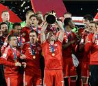El Bayern de Javi Martínez pone el broche de oro a un 2013 perfecto