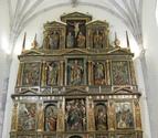 Finalizada la restauración de los retablos de Elorz y Ardanaz de Izagaondoa