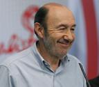 Rubalcaba pide dejar el debate de las primarias hasta mayo