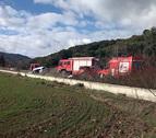 Un vecino de Sartaguda fallece en un accidente múltiple en Zubielqui