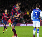 El Barça pone de su parte para que la final sea el Clásico