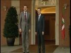 Rajoy se reunió el martes con Urkullu para analizar el final de ETA
