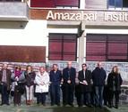 Estudian si IES Amazabal puede acoger alumnos de Larraun y Lekunberri