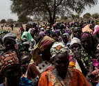 Sudán del Sur, el país más joven del mundo, ante una crisis humanitaria