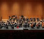La Orquesta Sinfónica lleva a Estella 'Trotamundosn'