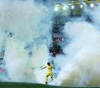 El Villarreal, multado con 6.000 euros  y apercibimiento de cierre
