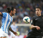 Vela afianza a la Real en Europa con un gol tempranero