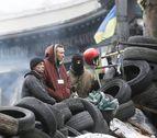Nuevos enfrentamientos junto al Parlamento ucraniano en Kiev