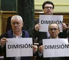 CiU, IU, PNV y Grupo Mixto piden que dimita el ministro de Interior