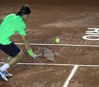 David Ferrer avanza hacia los cuartos de final en Brasil