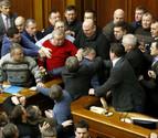El presidente ucraniano Yanukóvich anuncia elecciones anticipadas