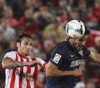 Almería y Málaga se respetan en exceso y acaban empatando