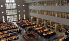 La UPNA organiza visitas a la biblioteca de Arrosadia para sus estudiantes