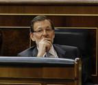 El presidente del Gobierno avanza que el PIB crecerá un 1% en 2014