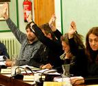 Bildu saca adelante el presupuesto de Villava con el voto del alcalde