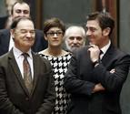 Santos Cerdán toma el relevo de Román Felones como parlamentario