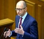 El Parlamento elige a Yatseniuk como nuevo primer ministro de Ucrania
