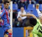 Arribas, el mejor de Osasuna contra el Levante para la afición