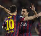 El Barça se lleva un triunfo entre bostezos