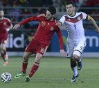 España sub-21 se abrazó a Isco para mostrar su jerarquía