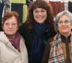 El mercadillo solidario de autobuses 'busca' seguir en Pamplona