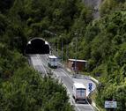 Los túneles de Belate no serán seguros  hasta su desdoblamiento en 2025