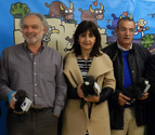 Ayuntamientos del bajo Arga y Aragón impulsan el conocimiento del visón