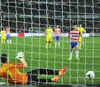 El Granada toma aire ante un Villarreal sin gol